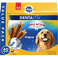 Pedigree Dentastix Large Dog Treats (2.08 lbs)