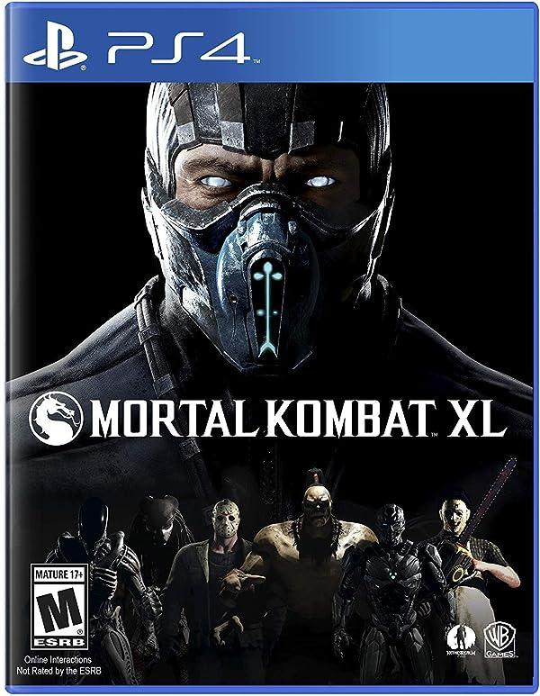 WB Games XL - Playstation 4 (Tamaño: 2 Pack)