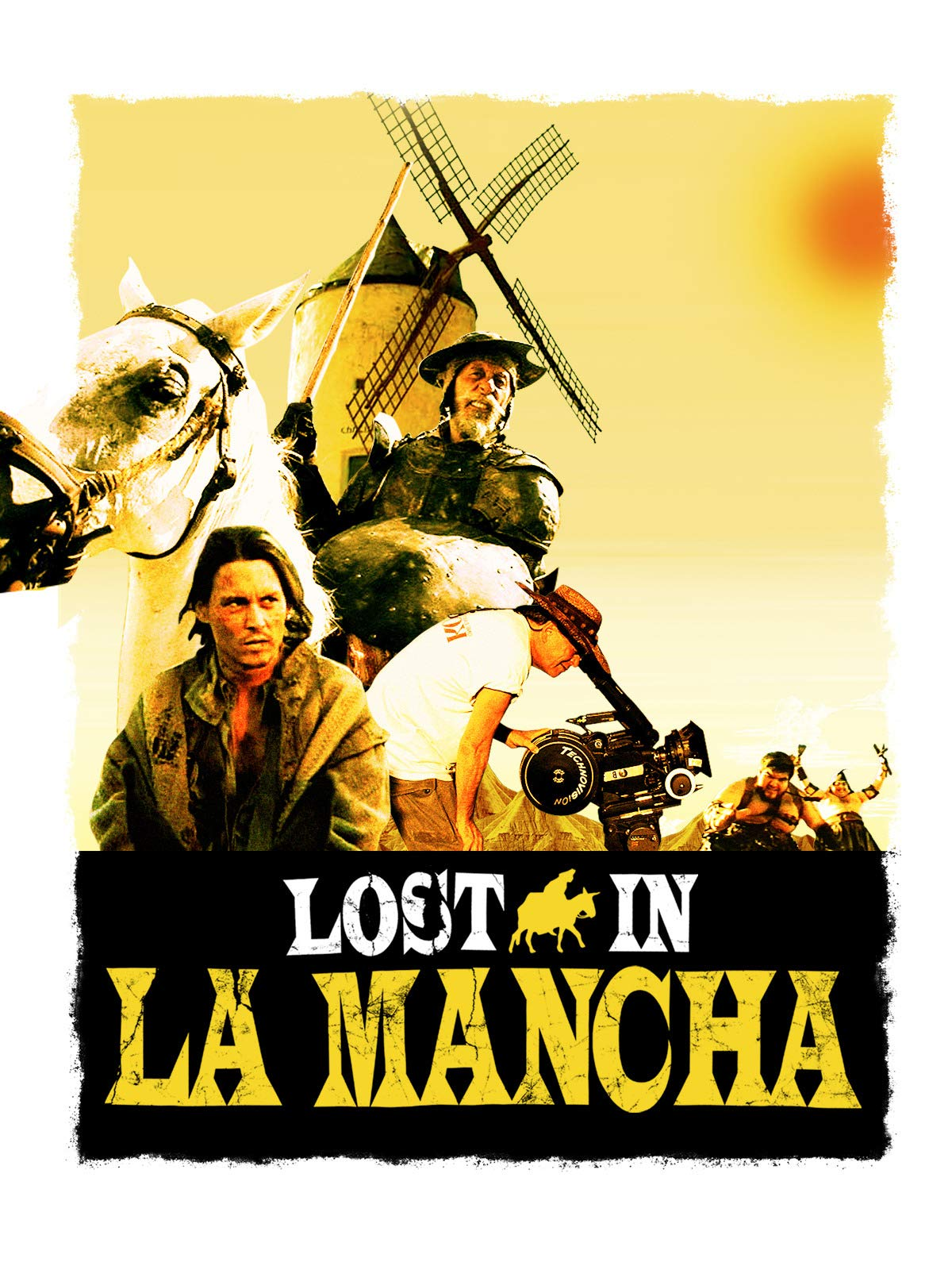 Lost in La Mancha on Amazon Prime Video UK