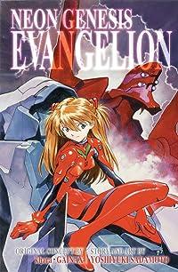 Neon Genesis Evangelion Omnibus volume 3 (Edizione USA 3in1)