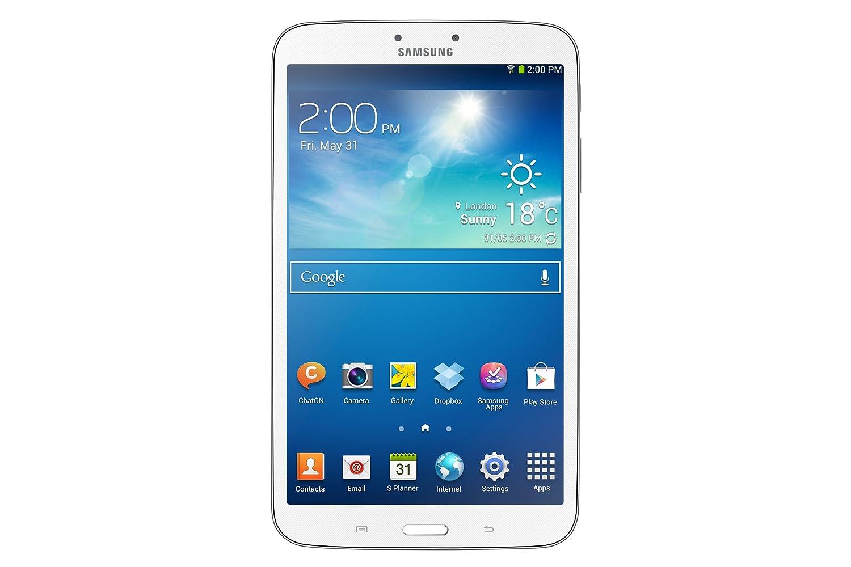 Tablettes SAMSUNG GALAXY TAB3 80 WIFI BLANC 16GO 8\