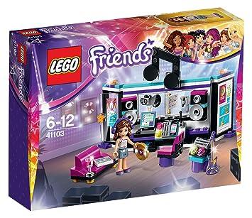 LEGO - 41103 - Friends - Jeu de Construction - Le Studio d'Enregistrement