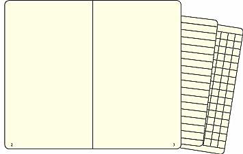 weiss 10er Pack Stylex Schulblock A4 gelocht 50 Blatt holzfreies Papier blanko