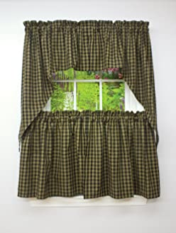 Sturbridge Tier Curtains