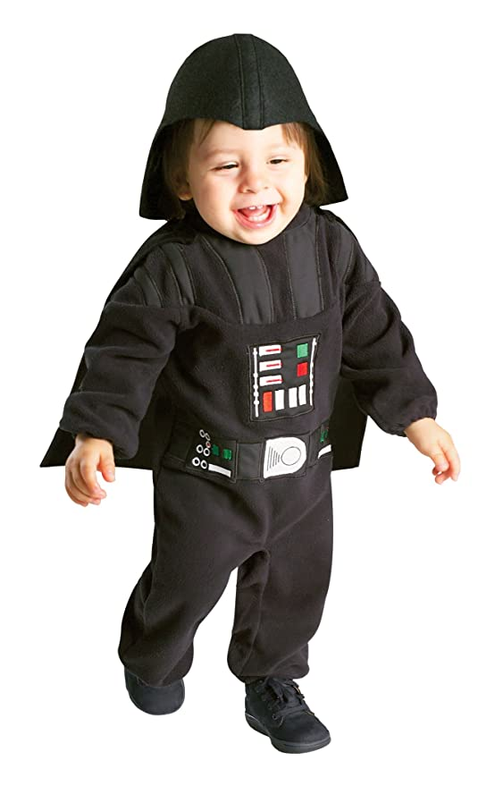 Darth Vader Costumes for Baby Boy
