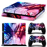 EBTY-Dreams Inc. - Sony Playstation 4 (PS4) - Kill la Kill Anime Girl Satsuki Ryuuko Matoi Vinyl Skin Sticker Decal Protector