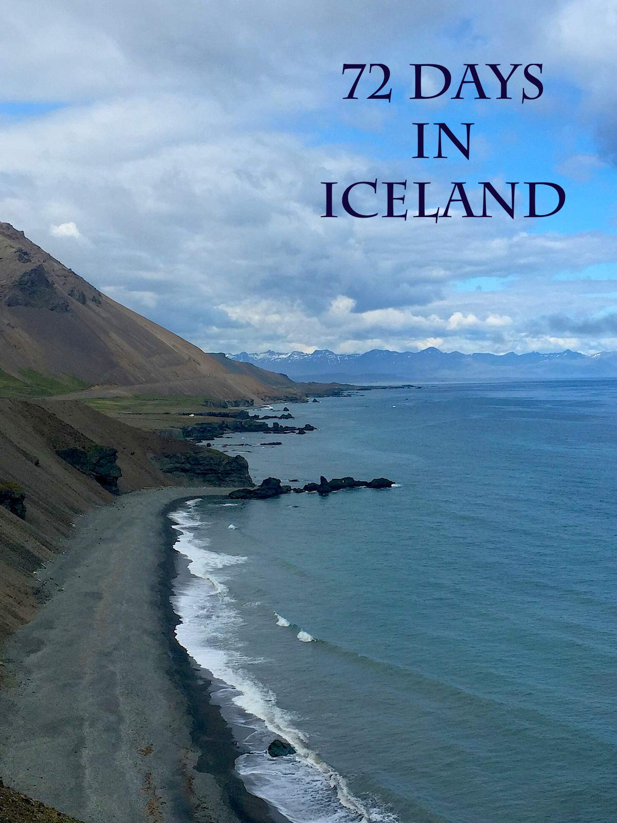 72 days in Iceland