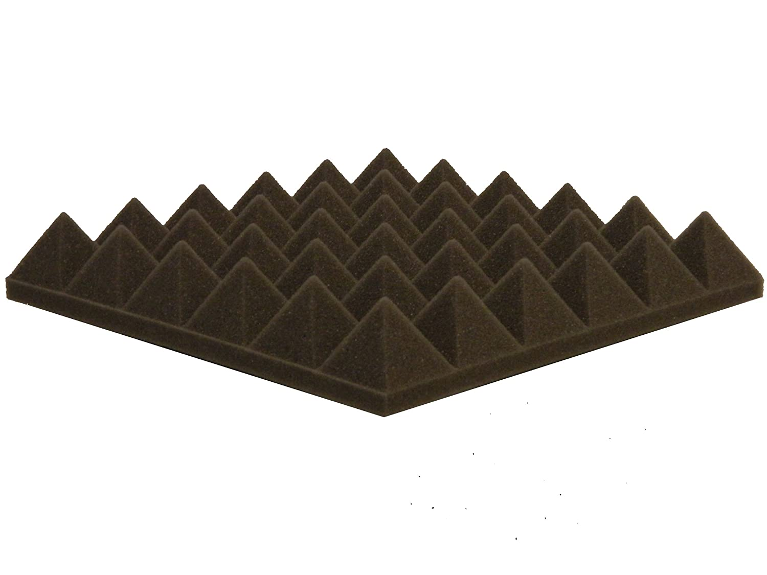 Acoustical Foam Sheets Acoustic Foam 2 Quot Thick Pyramid