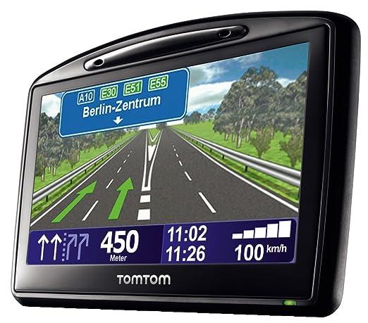 """TomTom Go 730 Traffic GPS avec récepteur TMC Pro inclus Ecran 10,9 cm (4,3"""")  31 pays Bluetooth Text-to-Speech guidage avancé sur voies (Import Allemagne)"""