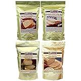 The Prepared Pantry Heartland Collection of Bread Mixes, 83.4 Ounce (Tamaño: 83.4 Ounce)