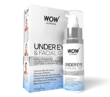 Wow Ultimate Under Eye & Facial Gel 50 ml/1.7 oz