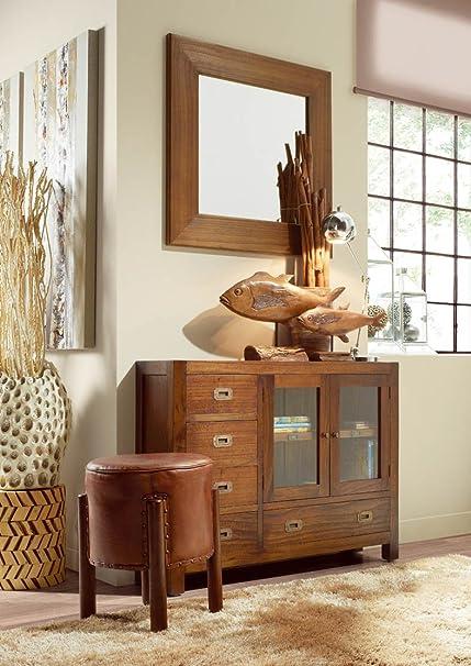 Muebles Recibidores de Madera : Modelo STAR