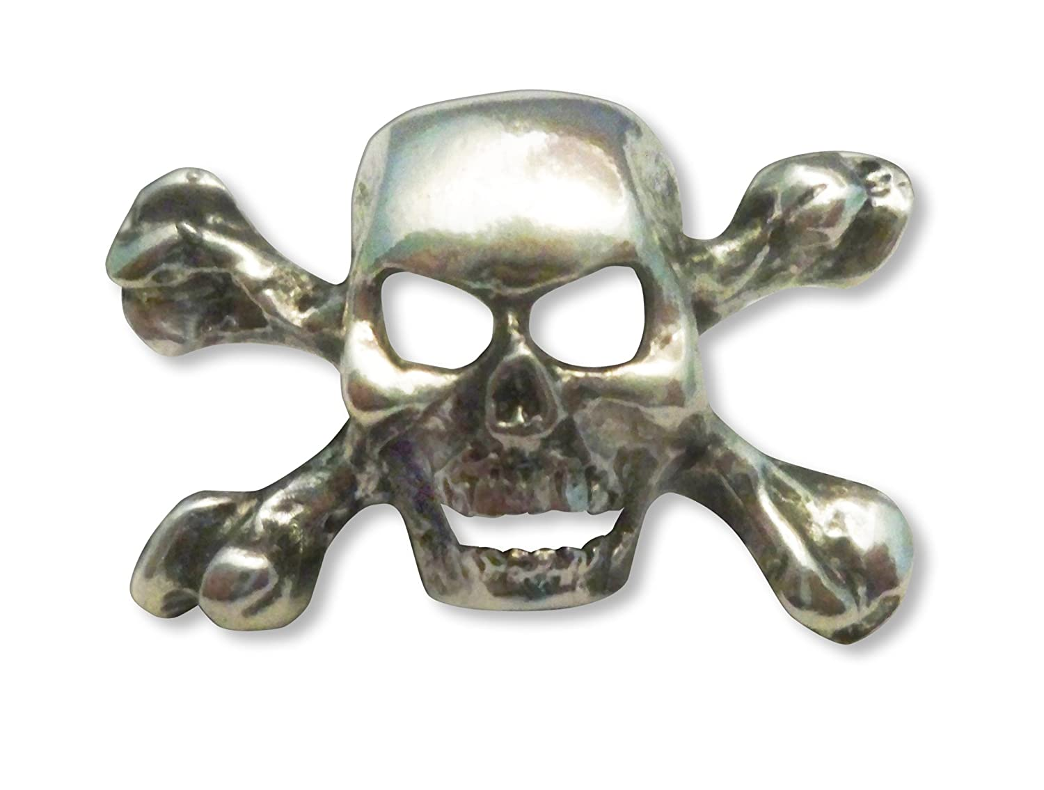 Skull Hat Pins Jacket or Hat Pin Polished