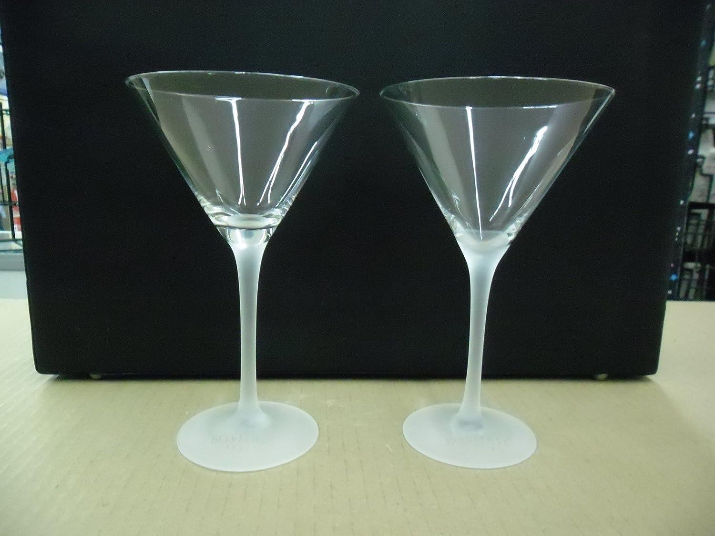 Belvedere Martini Glasses