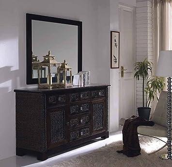 Muebles aparadores para comedor modelo martina amazon for Amazon muebles comedor