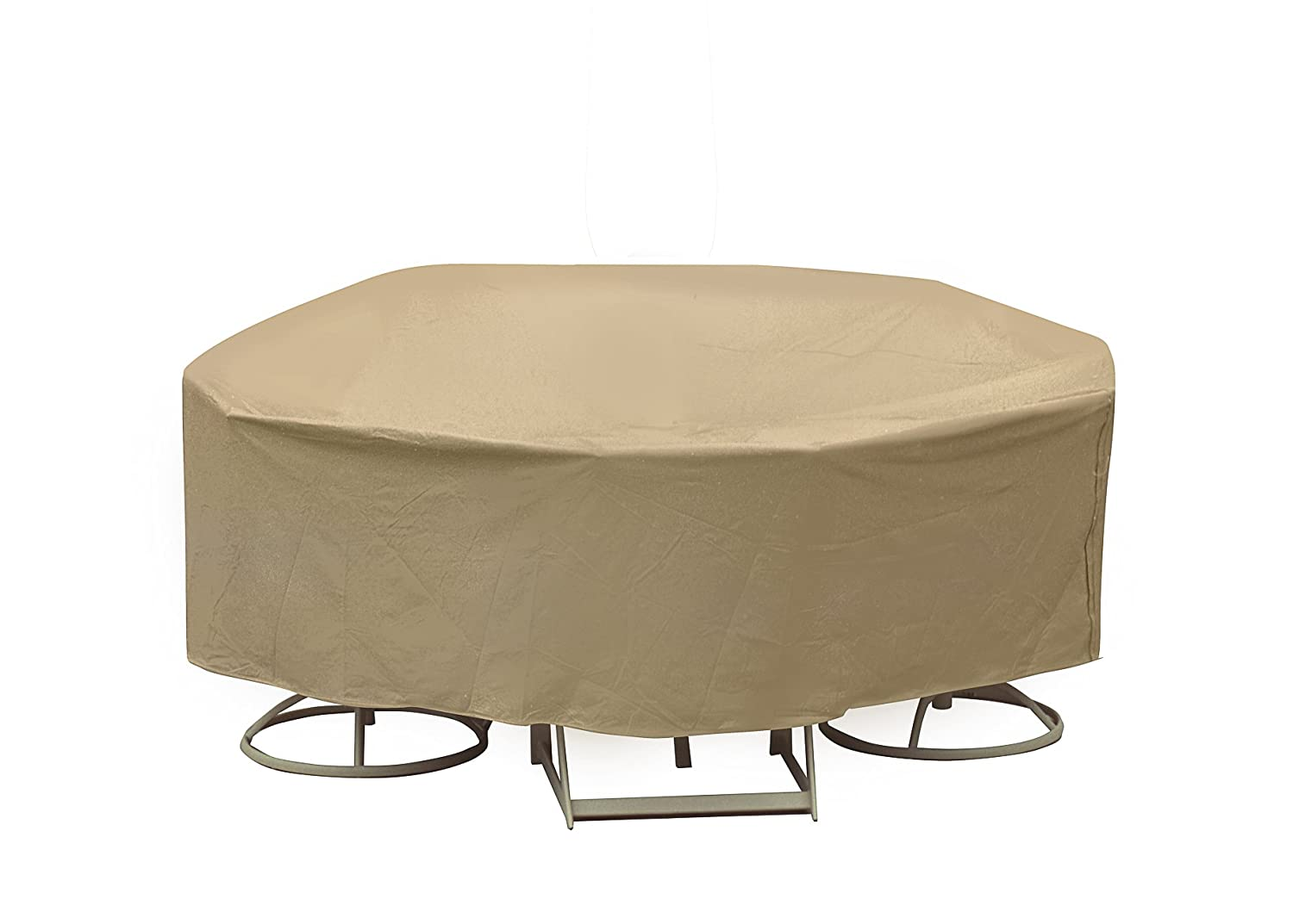 "Weatherproof 60"" Patio Table Cover Outdoor Patio Set Cover"