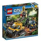 レゴ(LEGO)シティ ジャングル探検パワフルトラック 60159