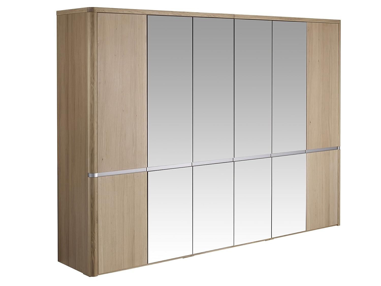 Firstloft 102-0600 6-türiger Kleiderschrank