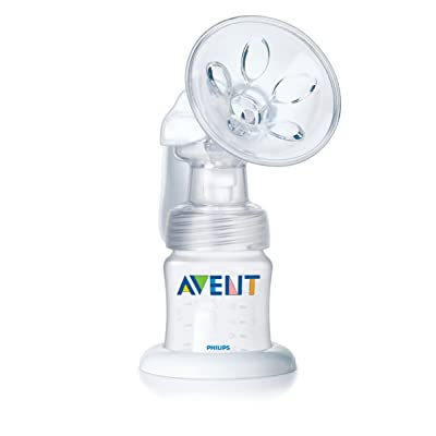 Philips AVENT BPA Free Manual Breast Pump (Discontinued by Manufacturer) from Philips AVENT