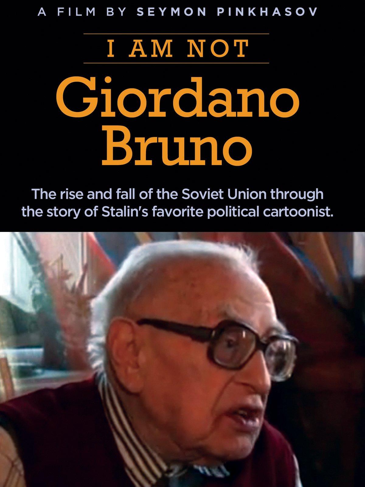 I Am Not Giordano Bruno on Amazon Prime Video UK