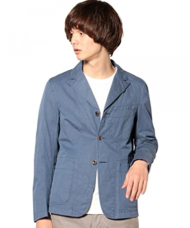 Beste Cotton Work Jacket 3222-186-0248: Light Blue