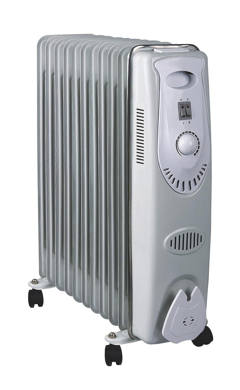 Radiador eléctrico MT, de aceite y potencia máxima 2500w