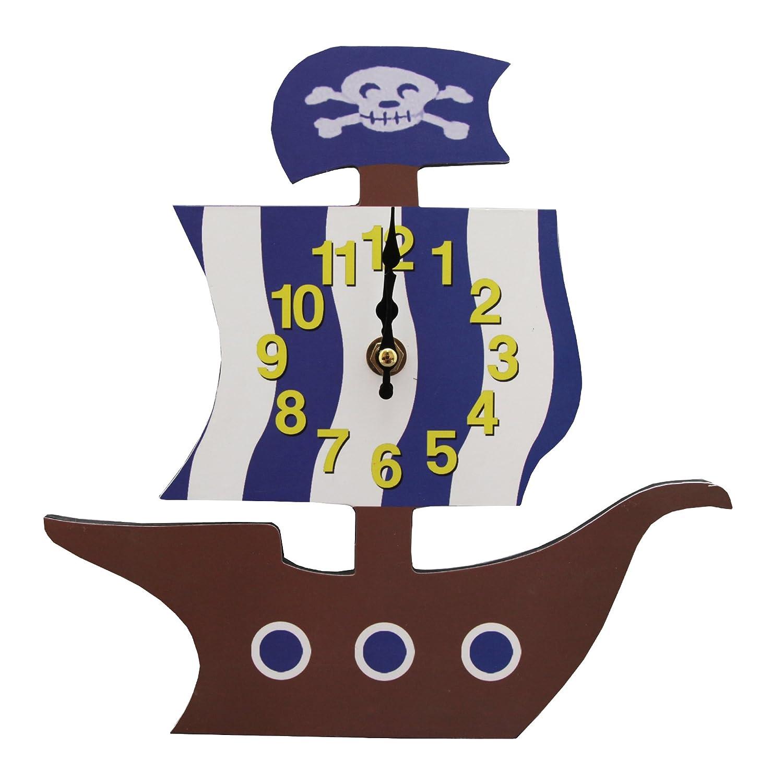 Kinder Duo Uhr, Piraten Schiff (One Size) (Piraten Schiff) günstig