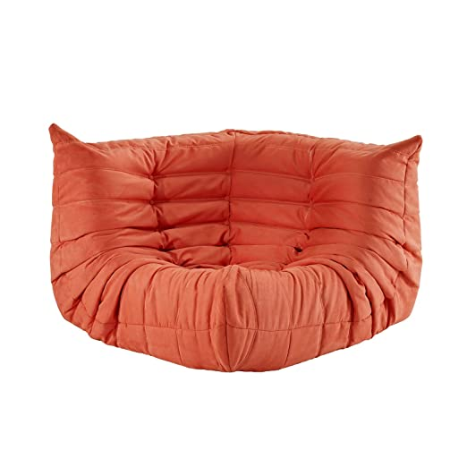 Waverunner Armchair Orange Color