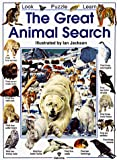 The Great Animal Search (Look Puzzle Learn)
