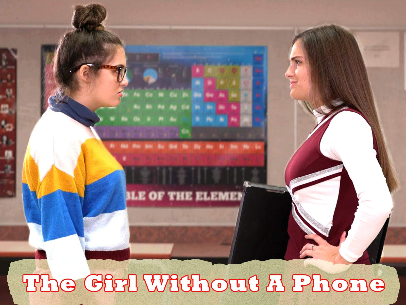 The Girl Without a Phone on Amazon Prime Video UK