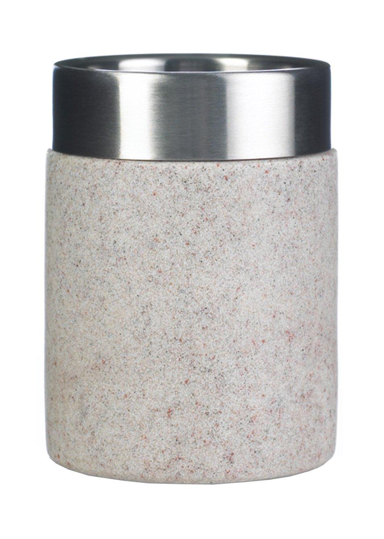 Ridder 22010111 Stone - Vaso, color crudo   Más información y revisión del cliente