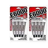 E6000 5510310 Craft Adhesive Mini, 2 Pack (Tamaño: 2 Pack)