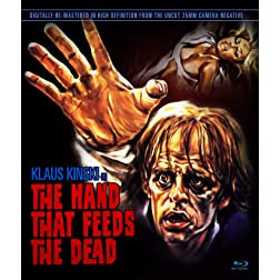 The Hand That Feeds The Dead [Blu-ray]