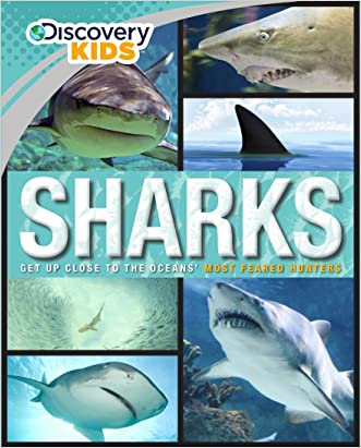 Sharks (Discovery Kids) written by Parragon Books