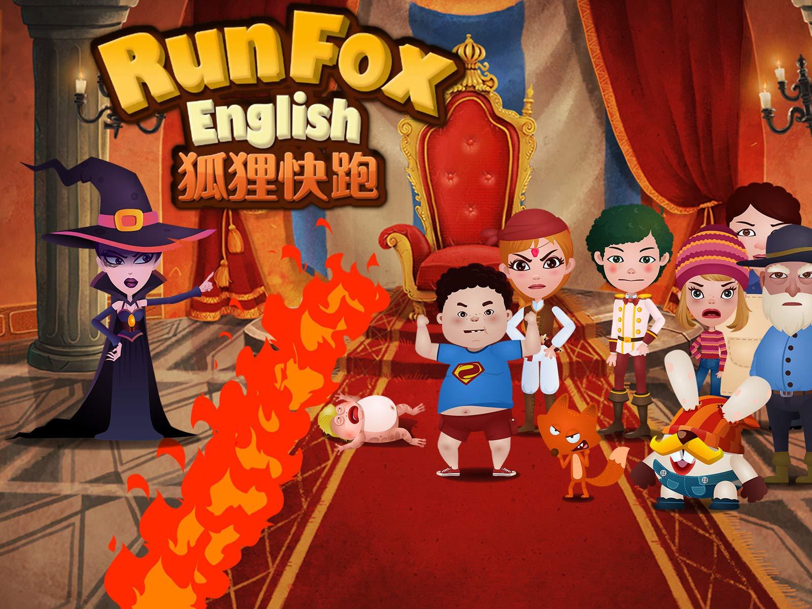 Clip: Run Fox - Kids Stories & Fairy Tales - Season 6
