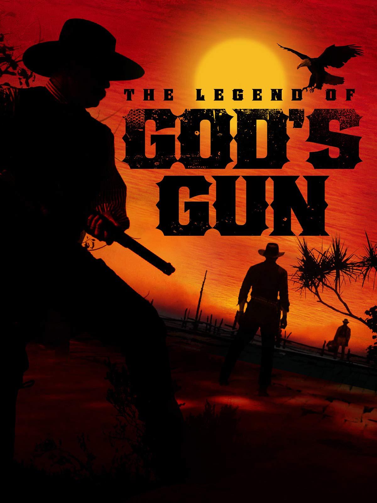 The Legend of God's Gun on Amazon Prime Video UK