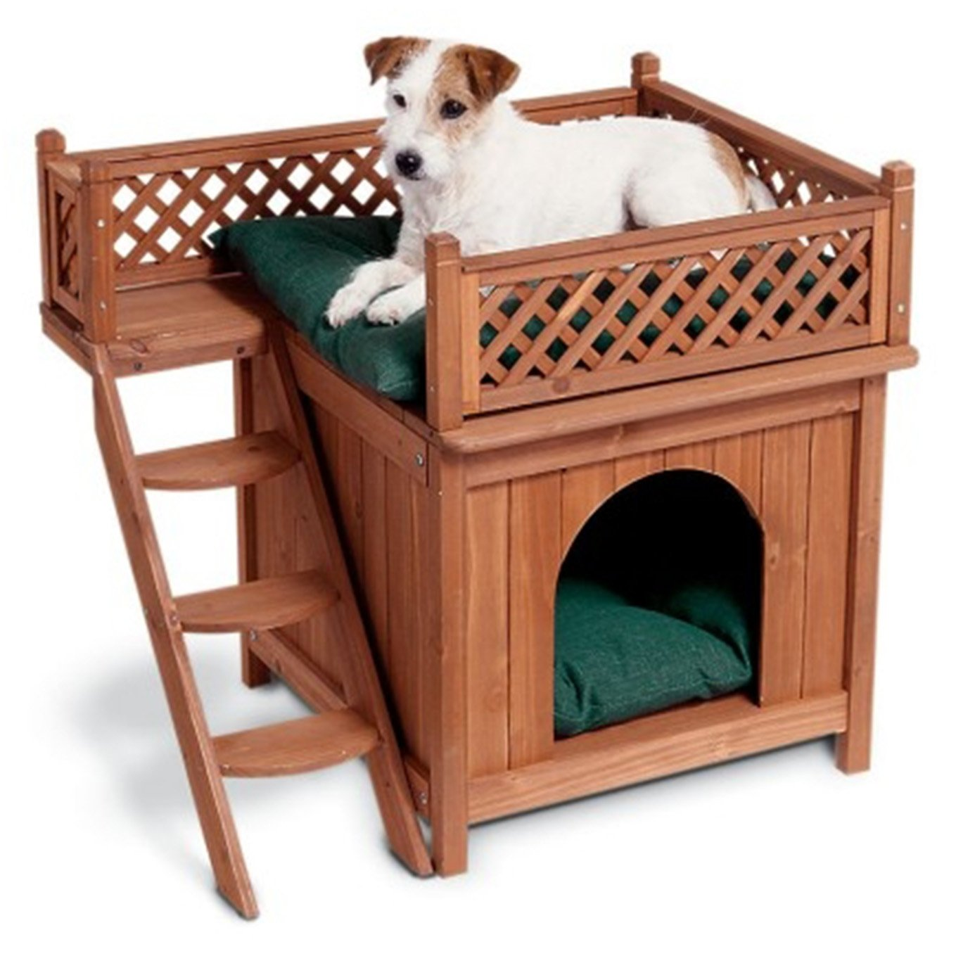 Dog beds that look like furniture for Wood dog bed furniture