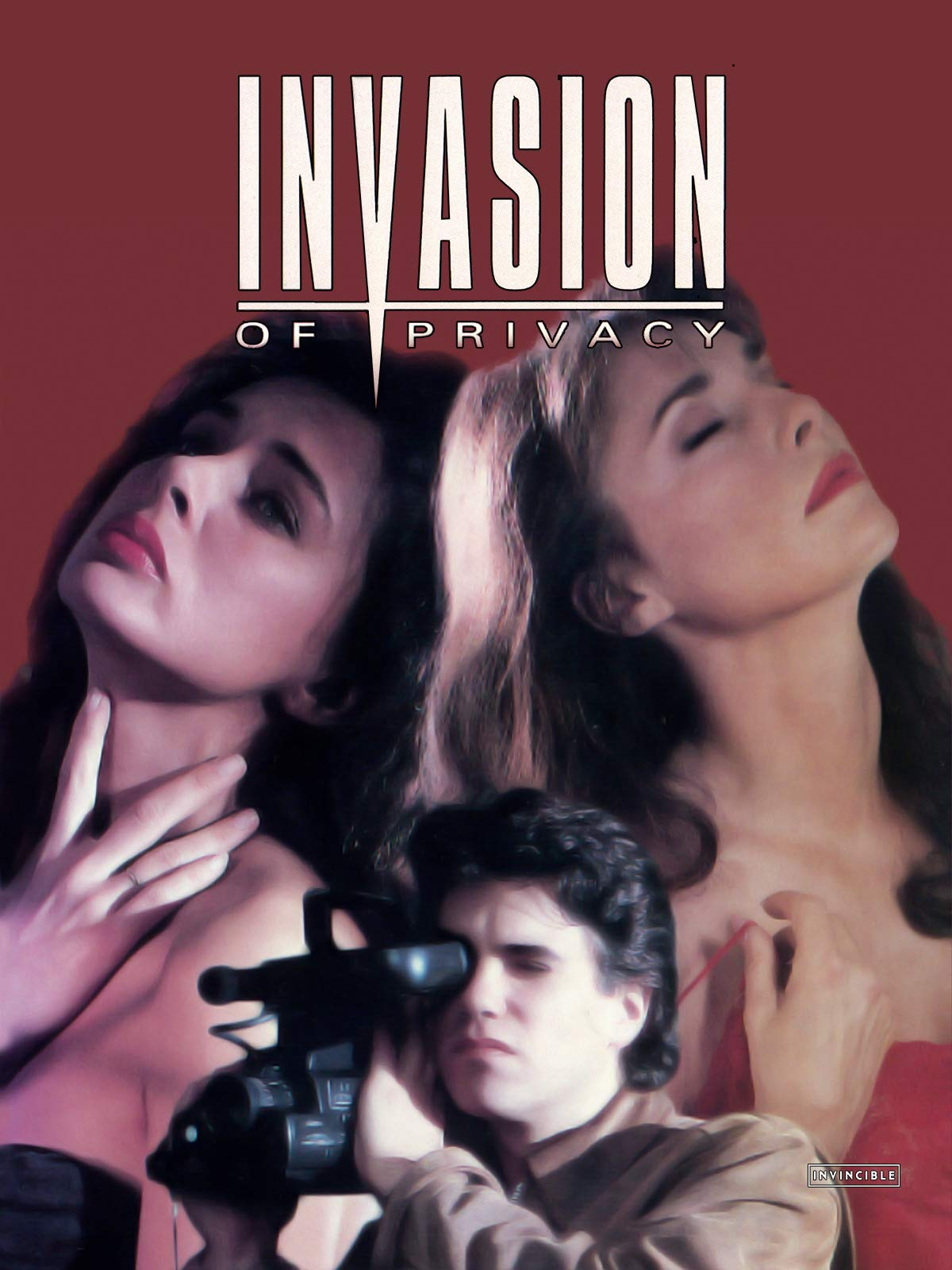 Invasion of Privacy on Amazon Prime Instant Video UK