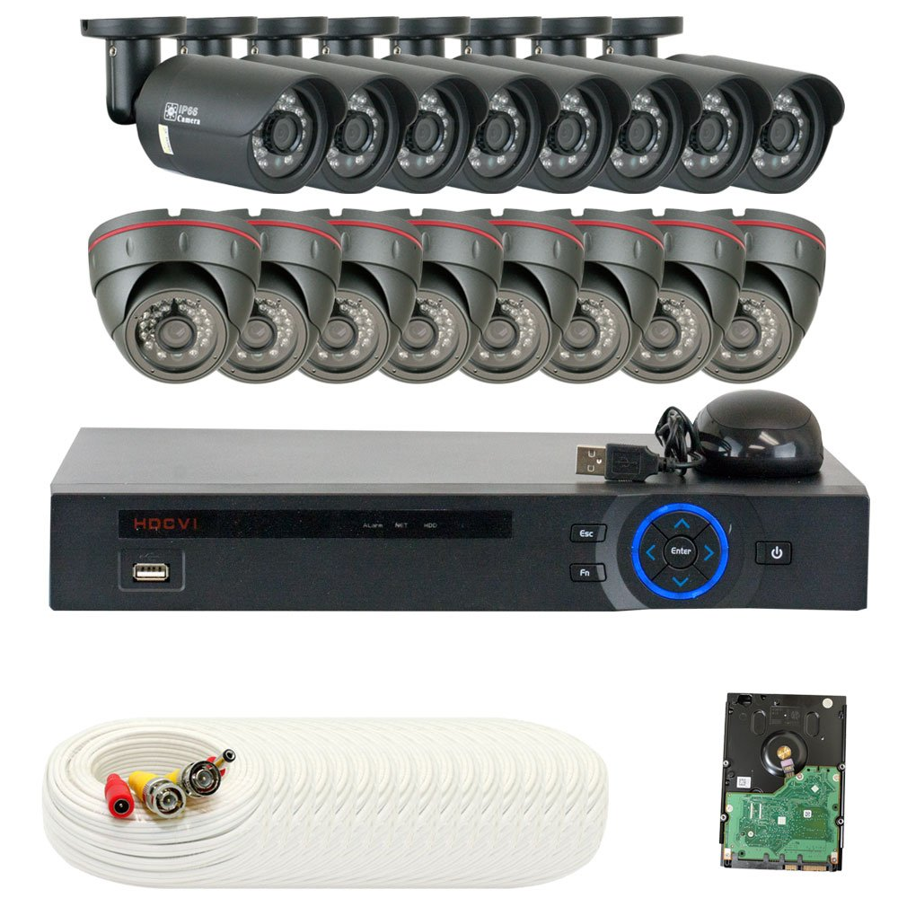 Outdoor security cameras - Lorex