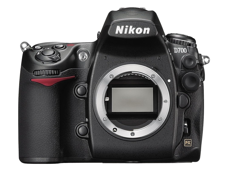 Nikon D700 SLR-Digitalkamera (12 Megapixel,