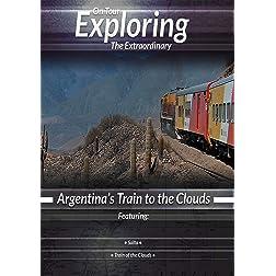 Exploring the Extraordinary  Tren a Las Nubes [Blu-ray]