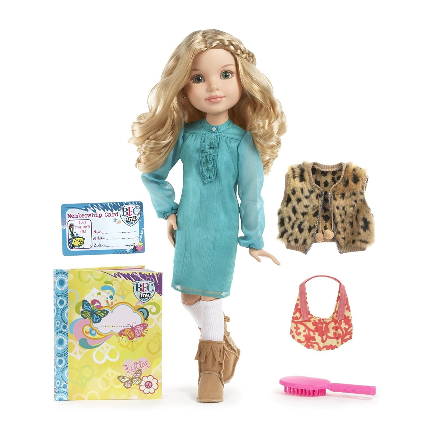 Susan's Disney Family: Holiday Gift Guide: BFC, Ink Doll