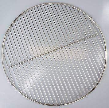 edelstahl grillrost f r 47cm kugelgrill 45 46 47 weber geeignet 4mm stabdurchmesser 3. Black Bedroom Furniture Sets. Home Design Ideas