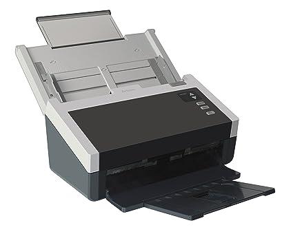 Avision AD240 Scanner de document Noir/Gris