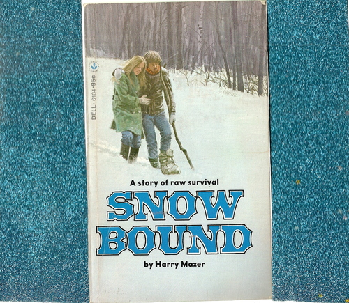 snow bound by harry mazer I thought snow bound was a pretty disapointing book it was a book about a kid who couldn't keep his dog, which he named king arthur so then because he.