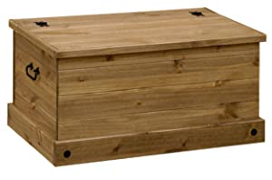 Core Products Corona Mexican Pine Blanket Box       reviews