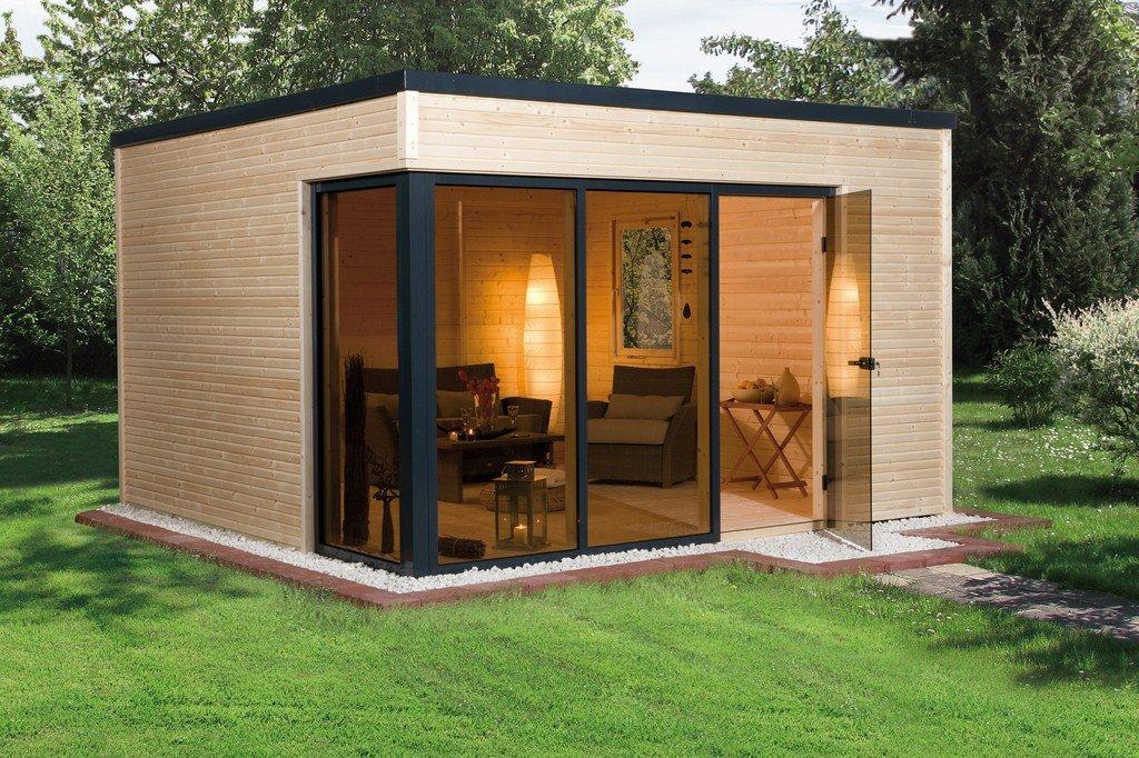Weka Gartenhaus Cubilis Größe 2 45 mm Premium jetzt bestellen