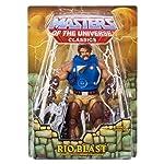 Masters of the Universe Masters of the Universe Classics Rio Blast Action Figure Matty