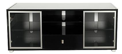 Atlantic 36835515 Black Sea TV Wooden Cabinet