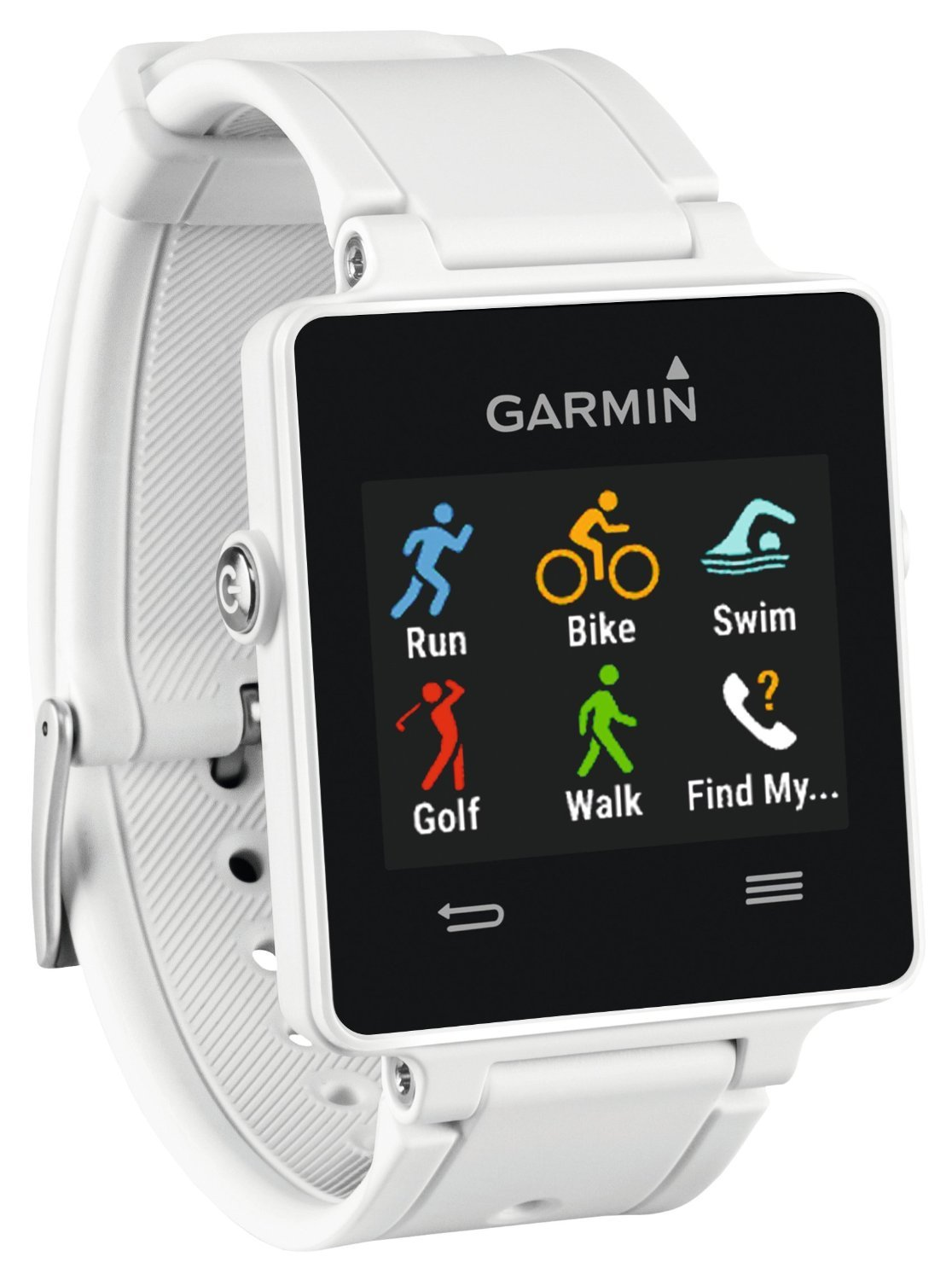 Garmin Vivoactive White (Certified Refurbished)